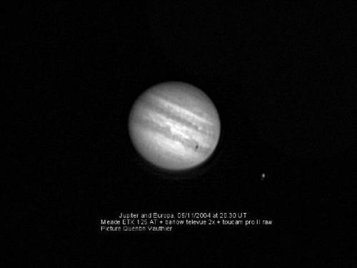 Астрономический Телескоп Рефлектор Meade ETX125 Observer_4