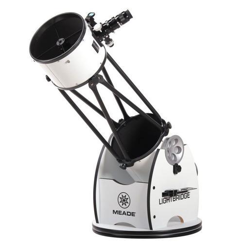 """Астрономический Телескоп Рефлектор Meade LightBridge 10 F/5 Dobsonian"""""""