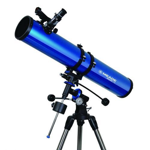 Астрономический Телескоп Рефлектор Meade Polaris 114 mm EQ_0