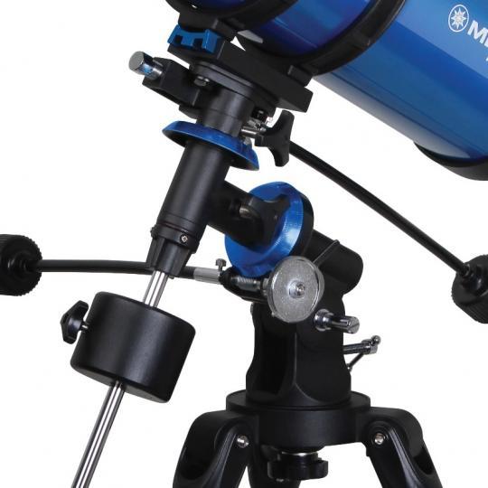 Астрономический Телескоп Рефлектор Meade Polaris 114 mm EQ