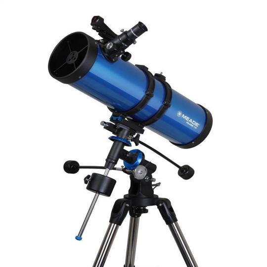 Астрономический Телескоп Рефлектор Meade Polaris 130 mm EQ