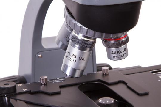 Микроскоп Бинокулярный Levenhuk 720B