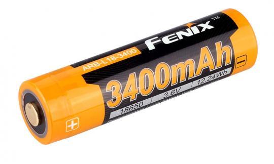 Акумулятор Fenix 3400mAh