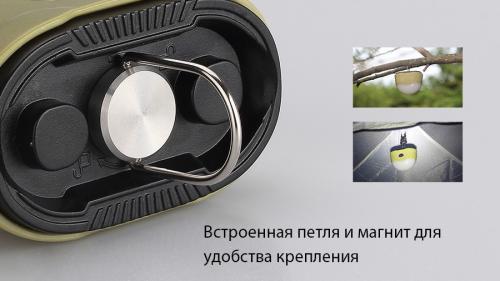 Фонарь Fenix CL20 Голубой Кемпинговый_4