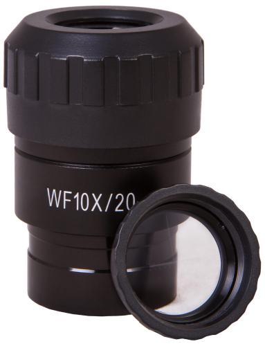 Окуляр Levenhuk MED WF10х20 с перекрестьем и шкалой_4