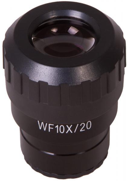 Окуляр Levenhuk MED WF10х20 с перекрестьем и шкалой