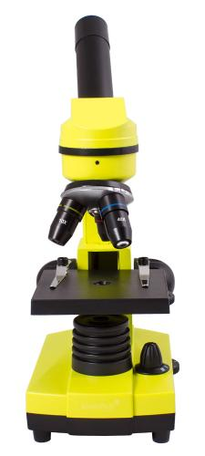 Микроскоп Levenhuk Rainbow 2L Лайм_2