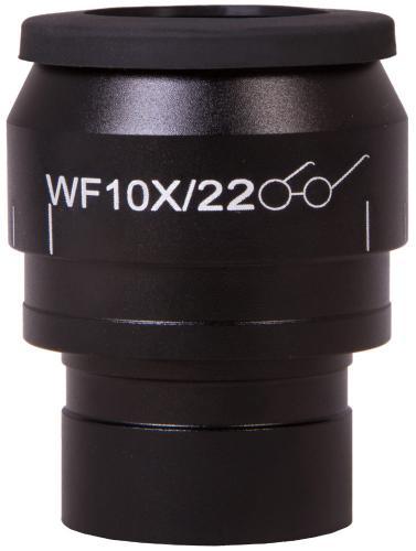 Окуляр Levenhuk MED WF 10x22 с диоптрийной коррекцией_0