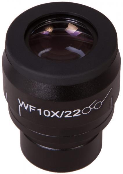 Окуляр Levenhuk MED WF 10x22 с диоптрийной коррекцией