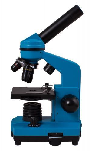 Микроскоп Levenhuk Rainbow 2L Лазурь_1