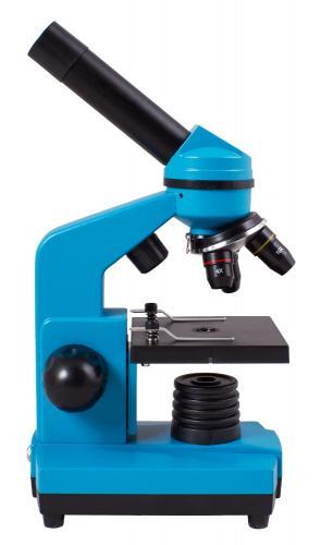 Микроскоп Levenhuk Rainbow 2L Лазурь_3