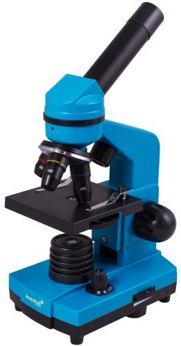 Микроскоп Levenhuk Rainbow 2L Лазурь_0