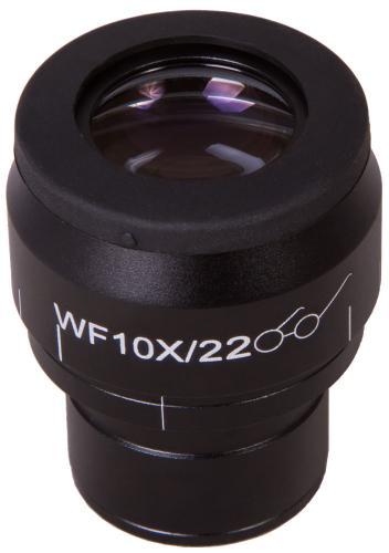 Окуляр Levenhuk MED WF10x/22 с перекрестьем, шкалой и диоптрийной коррекцией_1