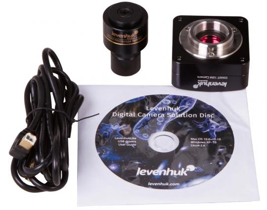 Микроскоп цифровой Levenhuk MED D900T