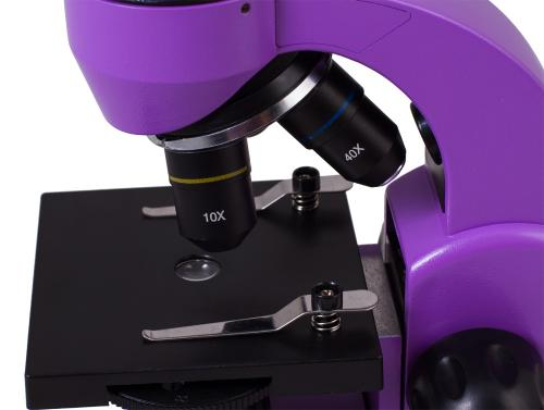 Микроскоп Levenhuk Rainbow 50L Аметист_7