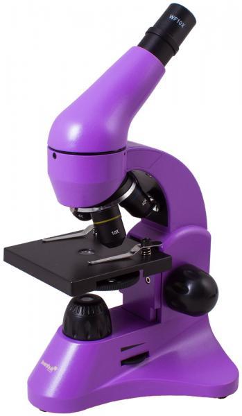 Микроскоп Levenhuk Rainbow 50L Аметист