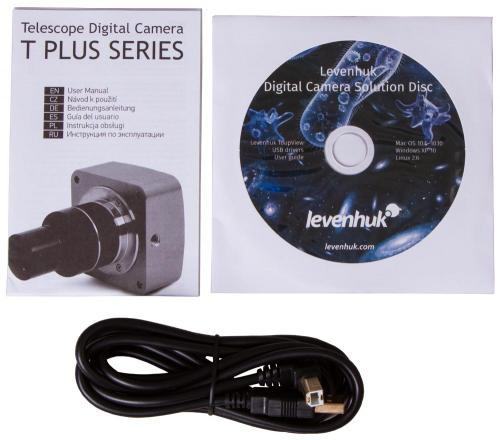 Камера цифровая Levenhuk T130 PLUS_2