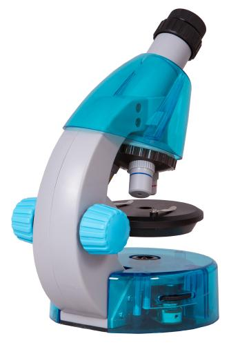 Микроскоп LabZZ M101 Лазурь_1