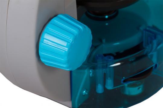 Микроскоп LabZZ M101 Лазурь