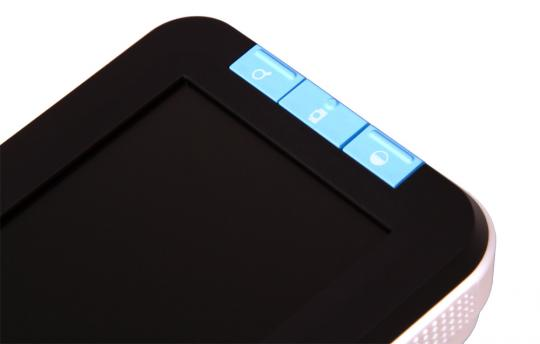 Лупа цифровая Levenhuk DTX 43