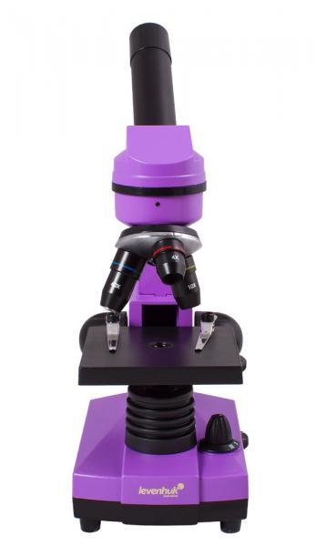 Микроскоп Levenhuk Rainbow 2L Аметист