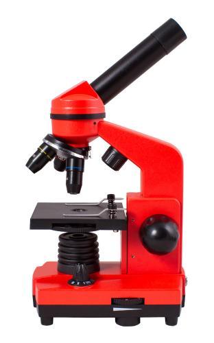 Микроскоп Levenhuk Rainbow 2L Апельсин_1