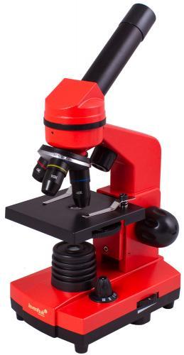 Микроскоп Levenhuk Rainbow 2L Апельсин_0