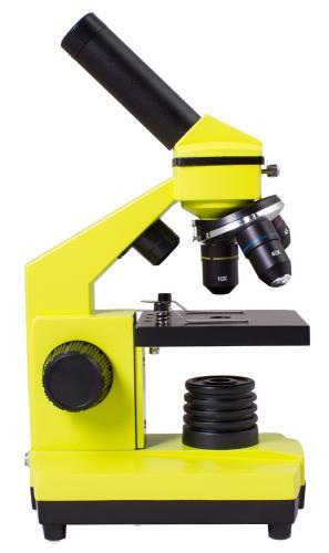 Микроскоп Levenhuk Rainbow 2L Лайм_4