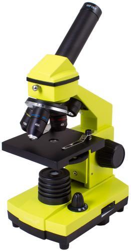Микроскоп Levenhuk Rainbow 2L Лайм