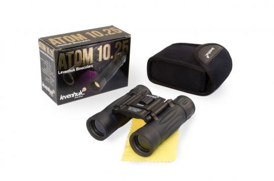 Бинокль Levenhuk Atom 10x25