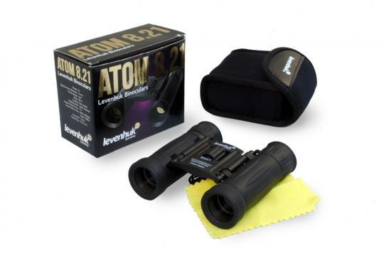 Бинокль Levenhuk Atom 8x21