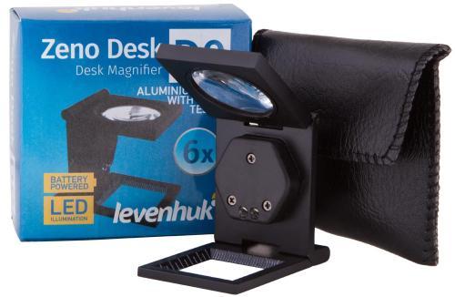 Лупа настольная Levenhuk Zeno Desk D0_1