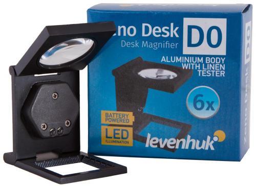 Лупа настольная Levenhuk Zeno Desk D0_2