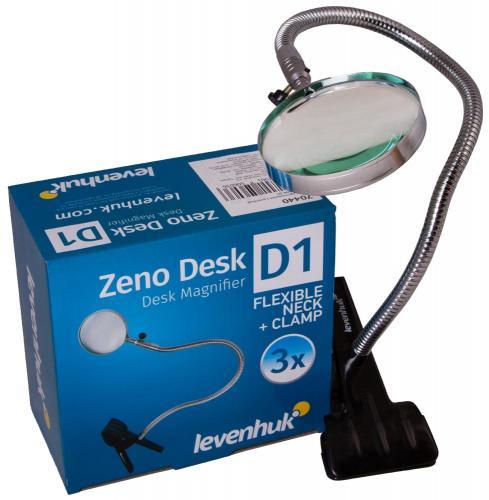 Лупа настольная Levenhuk Zeno Desk D1_1