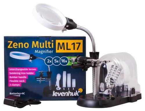 Мультилупа Levenhuk Zeno Multi ML17_1