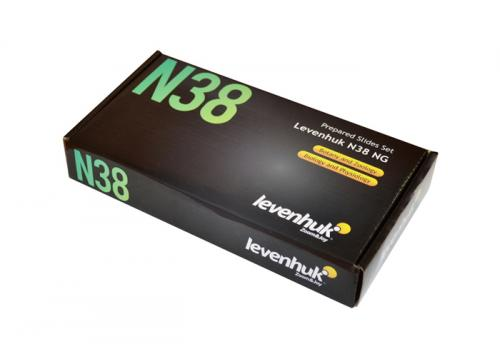 Набор готовых микропрепаратов Levenhuk N38 NG_0