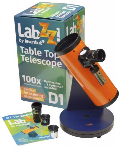 Телескоп Levenhuk LabZZ D1_1