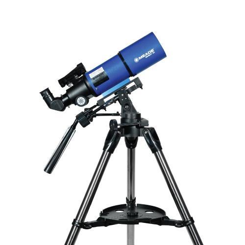 Астрономический Телескоп Рефрактор Meade Infinity 80 mm AZ_4
