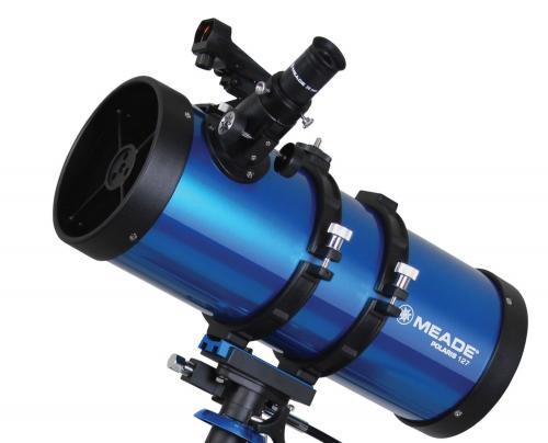 Астрономический Телескоп Рефлектор Meade Polaris 127 mm EQ_2