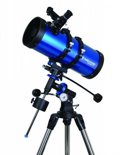 Астрономический Телескоп Рефлектор Meade Polaris 127 mm EQ_3