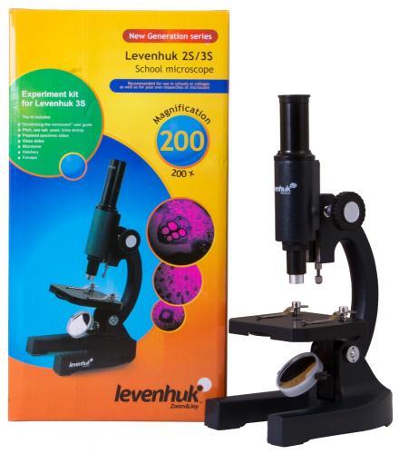 Микроскоп Levenhuk 2S NG_1