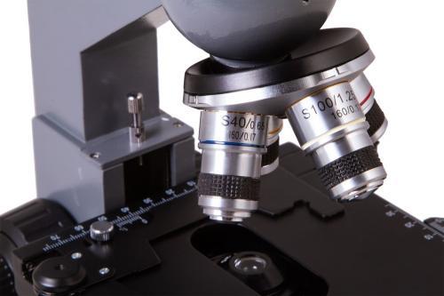 Микроскоп Levenhuk 320 BASE_5