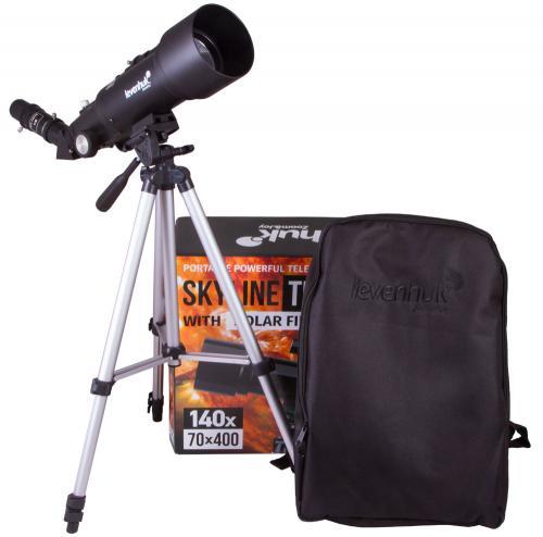 Телескоп Levenhuk Skyline Travel Sun 70_1