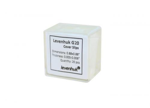 Набор готовых микропрепаратов Levenhuk N10 NG_2