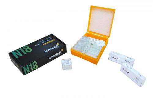 Набор готовых микропрепаратов Levenhuk N18 NG_5