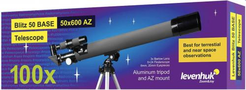 Телескоп Levenhuk Blitz BASE 60 мм_1